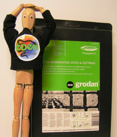 GRODAN ROCKWOOL PROPAGATION KIT