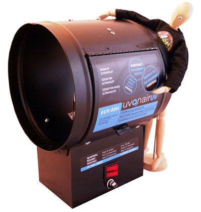 AIR CONDITIONERS-UVONAIR OZONE GENERATORS