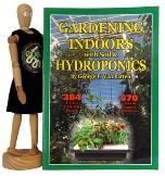 GARDENING INDOORS with SOIL & HYDROPONICS by George F. Van Patten