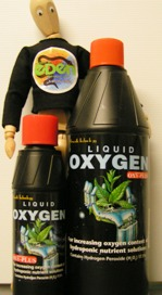 LIQUID OXYGEN (H2O2) by Growth Technology