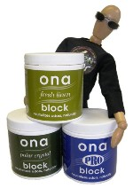 AIR FRESHENERS-Ona Blocks