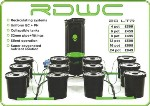 ALIEN RDWC (deep water culture) system