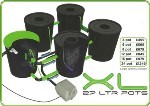 ALIEN RDWC XL (deep water culture) system