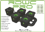 ALIEN RDWC PRO 34ltr (deep water culture) system